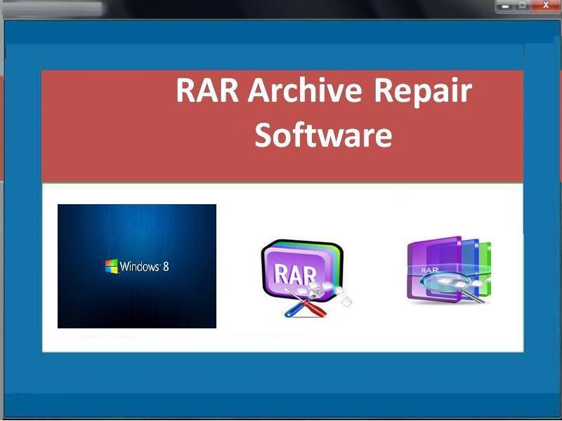 Tool to repair corrupt RAR files